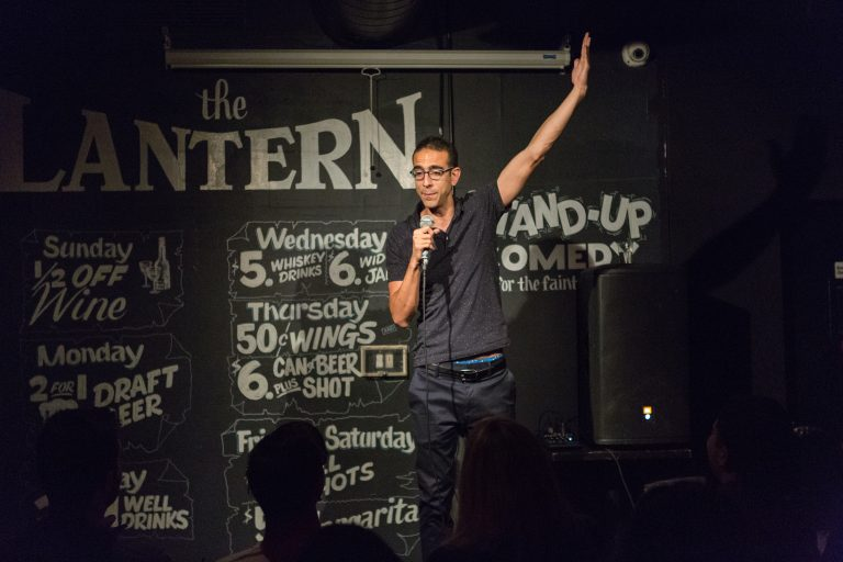 Bring Your Friends Comedy